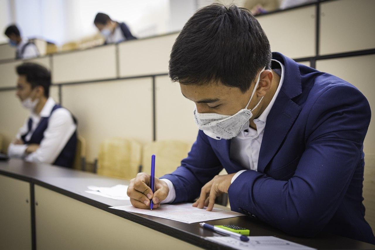 Слухи об отмене ЕНТ опровергли в Наццентре тестирования