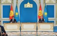 Опубликовано совместное заявление президентов Казахстана и Кыргызстана по итогам встречи