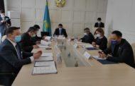Совет по этике рассмотрел дисдело акима района  в Костанайской области