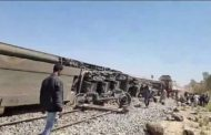 В Египте при столкновении двух поездов погибли 32 человека