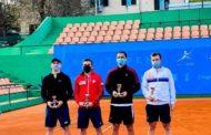 Казахстанские теннисисты стали победителями турнира в Хорватии