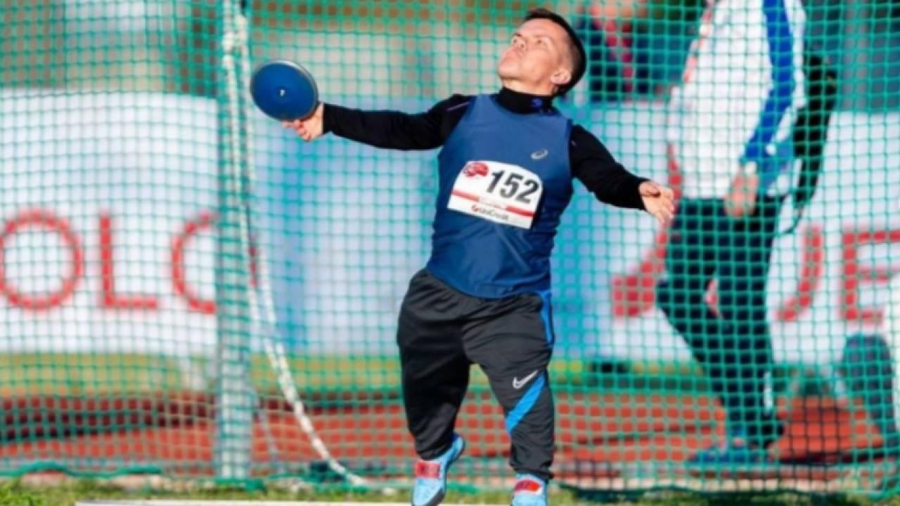 Казахстанские паралимпийцы отличились в Италии