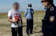 В Туркестанской области мужчина сорвал тюльпаны из Красной книги РК