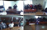 К длительным срокам заключения приговорили четырех жителей Костанайской области, убивших мужчину в п. Щербаково