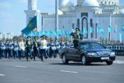 В Казахстане не будет военного парада 7 и 9 мая