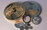 Нацбанк выпустит новые коллекционные монеты «Белка-Стрелка» и «Súndet Toi»