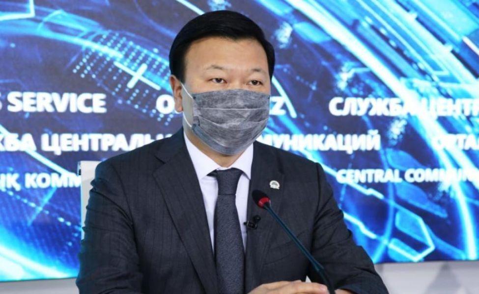 Министр здравоохранения РК призвал известных казахстанцев рассказывать о вакцинации
