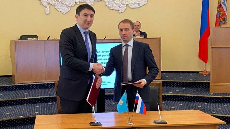 Казахстан и Россия договорились вместе развивать заповедники