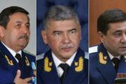 Шитьё платьев и узоры на посуде: жизнь в тюрьме экс-генпрокуроров и бывшего главы СГБ Узбекистана