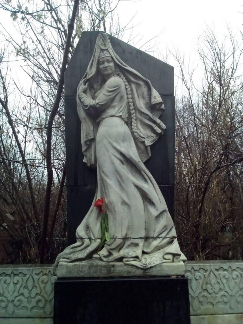 Москва была роковым городом для великих казахов