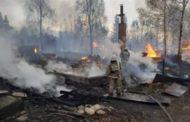 На два года могут посадить виновника крупного пожара в Риддере
