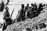 Казахские офицеры в русско-японской и первой мировой войнах