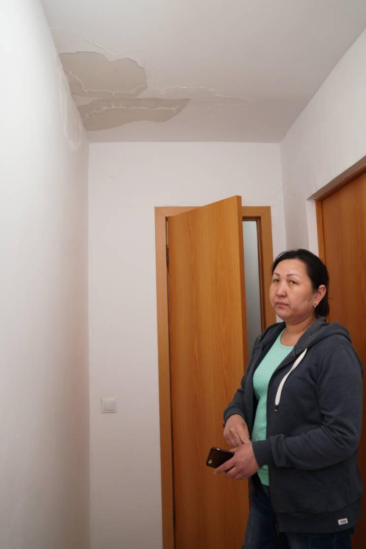На ипотечном крючке: жители дома №7 в мкр-не «Юбилейный» жалеют о покупке квартир