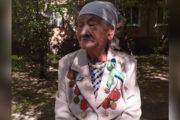 Старая и курит табак: в ВКО 100-летнюю бабушку-ветерана решили не поздравлять с 9 мая