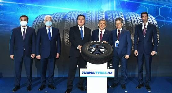 Токаева просят выделить Т40 млрд из Нацфонда на производство шин в Карагандинской области