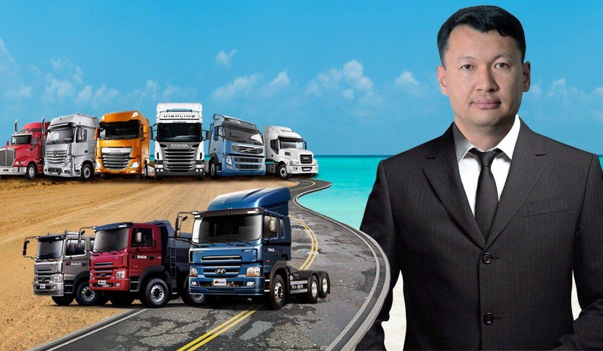 Платные дороги: деньги дальнобойщиков утекают в карманы богатейшего депутата