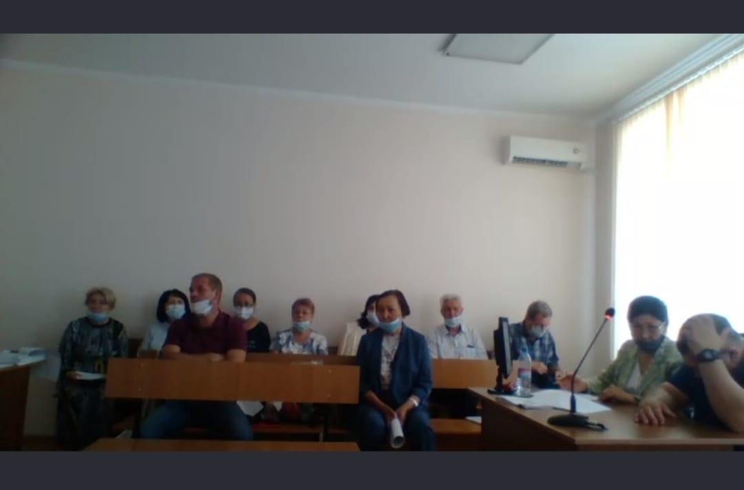 Застройщика долгостроя по ул. Пушкина, 131 Юрия Калугина обвиняют в хищении более 900 млн тенге
