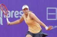 Казахстанская теннисистка Елена Рыбакина победила пятую ракетку мира