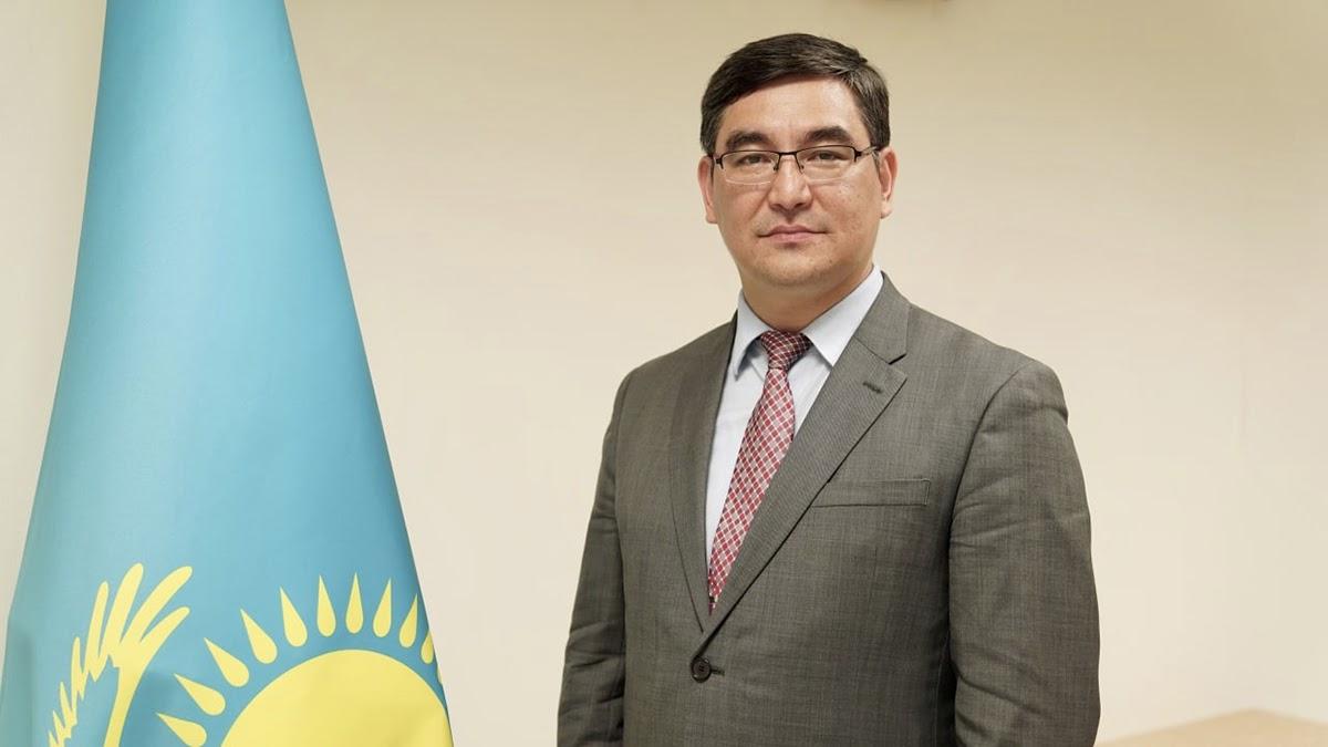 Куаныш Ергалиев назначен вице-министром образования и науки