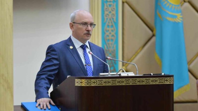 Токаев назначил Шиппа главой Высшего судебного совета
