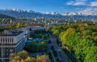 В Алматы прошел незаконный митинг