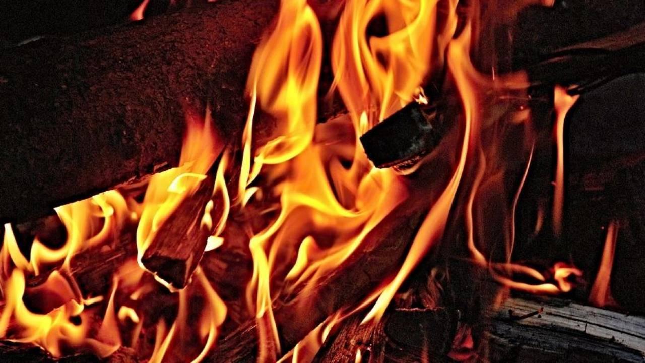 Сельчанка пыталась сжечь себя и детей после убийства золовки