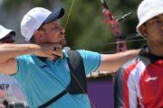 Олимпиада-2020: Казахстанский лучник победил в первом круге турнира