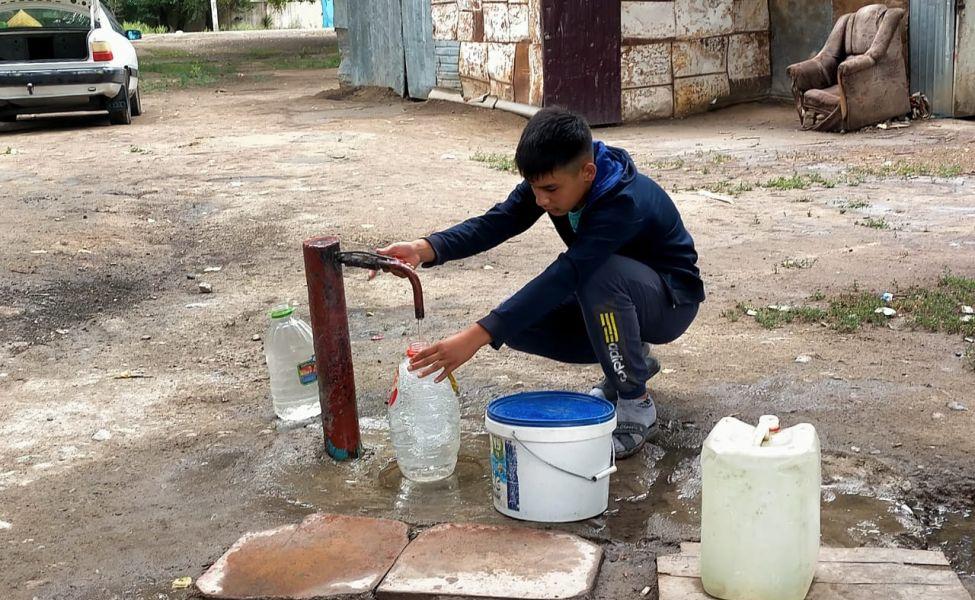 Сотни сельчан страдают без питьевой воды, несмотря на миллиарды тенге, потраченные на водоснабжение