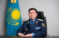 Максат Кожабаев назначен заместителем председателя Антикоррупционной службы