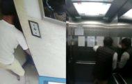 Сразу двоих нарушителей наказали за порчу лифтов