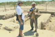 Исторический памятник разворовывают в Кызылординской области
