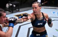 «Боюсь приезжать в Казахстан». Интервью Агаповой о третьем бое в UFC, следующей сопернице и обвинениях в «наркотиках и поножовщине»