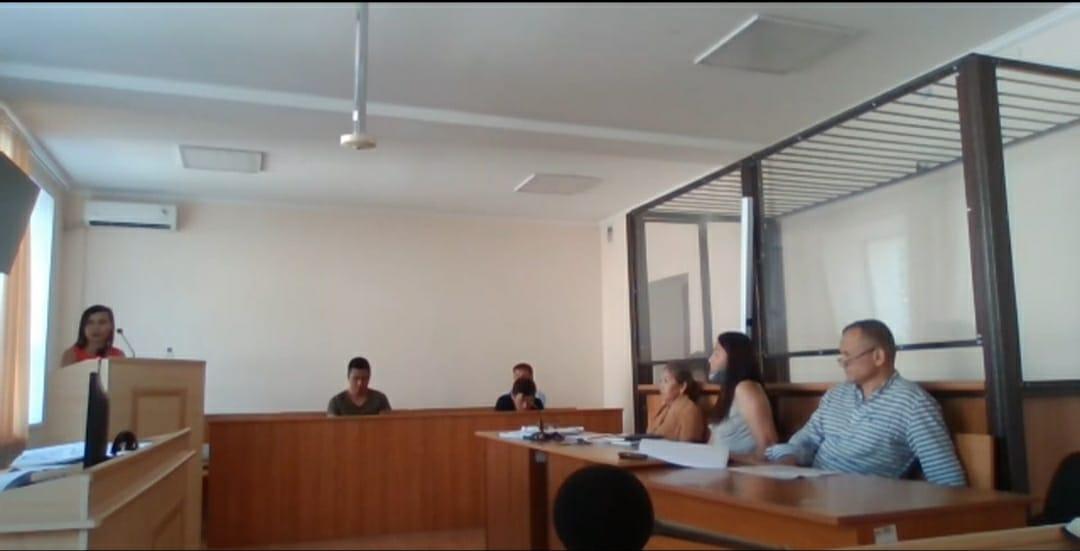 В суде Костаная по делу о мошенничестве с квартирами допросили Сауле Ахметжанову