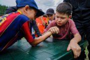 Фонд Болата Назарбаева подвел итоги летнего лагеря для ребят из нуждающихся семей