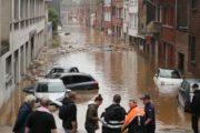 Количество жертв наводнения в Германии увеличилось до 80