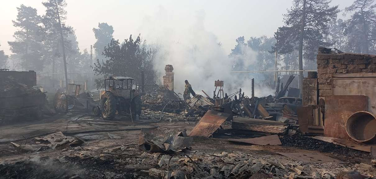 Журналисты газеты «Карталинская новь» работали в эпицентре трагических событий 8-9 июля на юге области