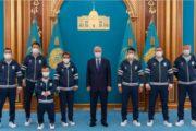 Токаев встретился с Паралимпийской сборной Казахстана