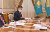 Токаев принял председателя Счетного комитета Наталью ГодуновуТокаеву доложили об основных итогах аудита управления земельными ресурсами