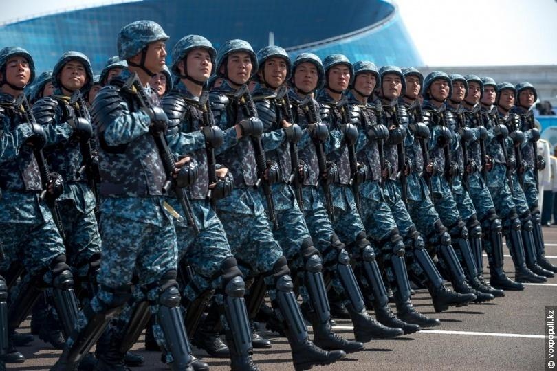 Героя событий в городе Арысь обвиняют в хищениях