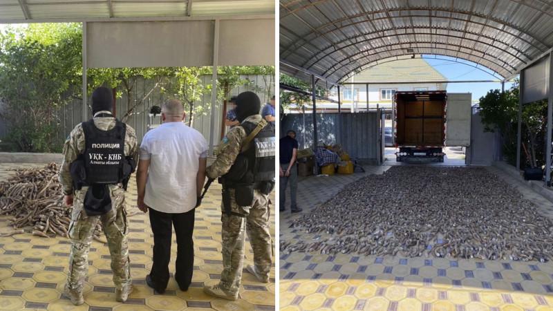 КНБ провел спецоперацию в Алматинской области