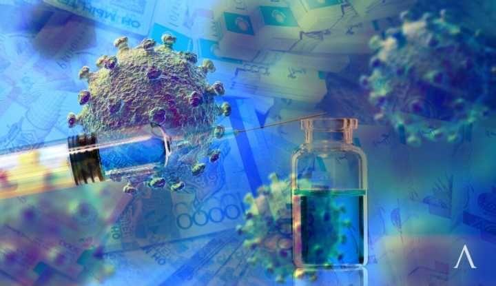 Купить паспорт вакцинации в Казахстане даже легче, чем привиться