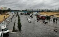 Сколько еще будет тонуть в воде пр. Назарбаева в Костанае?