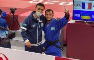 Дзюдоист Ануар Сариев завоевал первое серебро на Паралимпийских играх