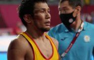 Казахстанец Нурислам Санаев пробился в полуфинал Олимпийских игр
