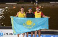 Казахстанский спортсмен стал чемпионом США по гребле