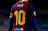 Лионель Месси официально ушел из «Барселоны»
