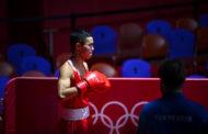 Боксер Сакен Бибосынов завоевал бронзу на Олимпийских играх в Токио