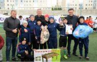 Костанайская команда стала победителем турнира SunFinance Cup