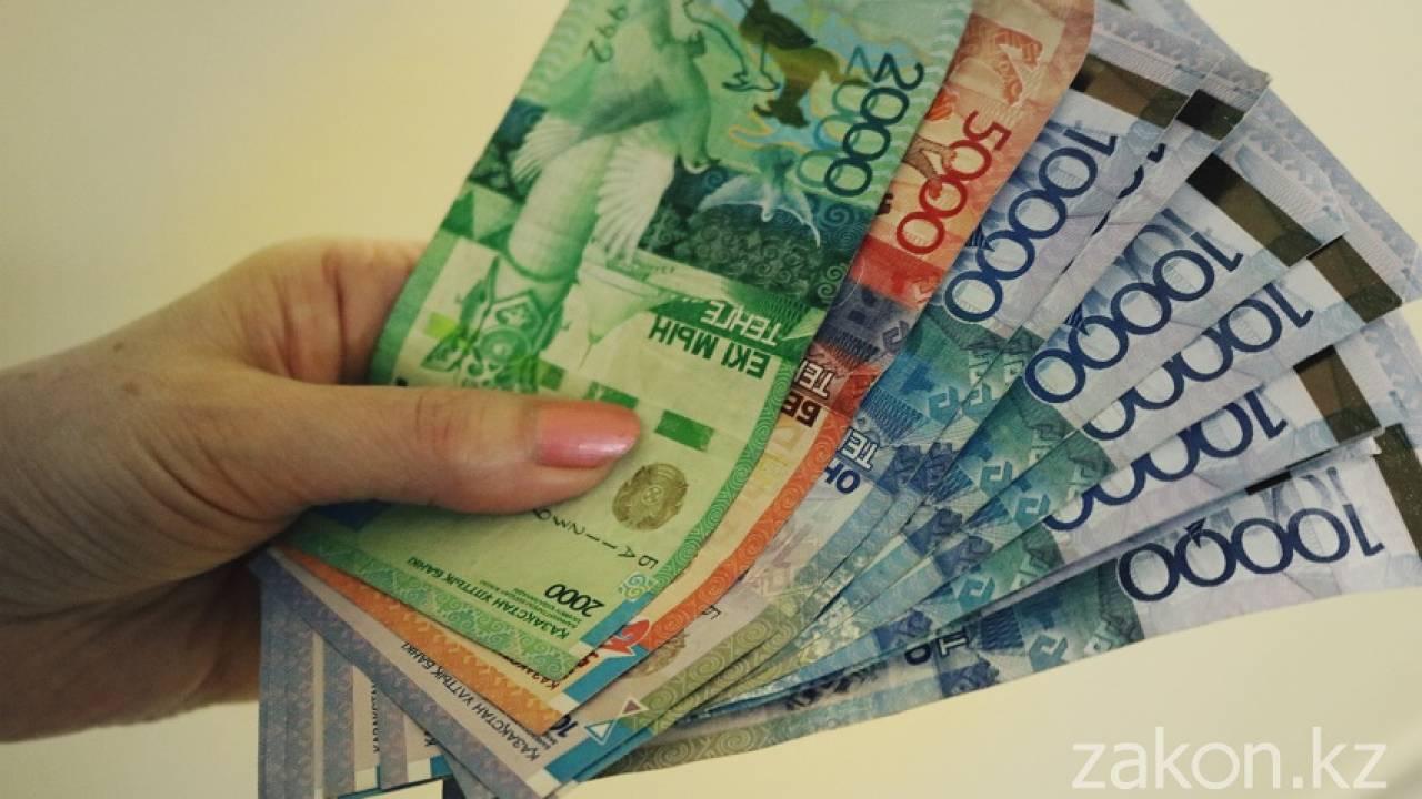 Увеличить минимальную зарплату до 60 тысяч тенге поручил Токаев
