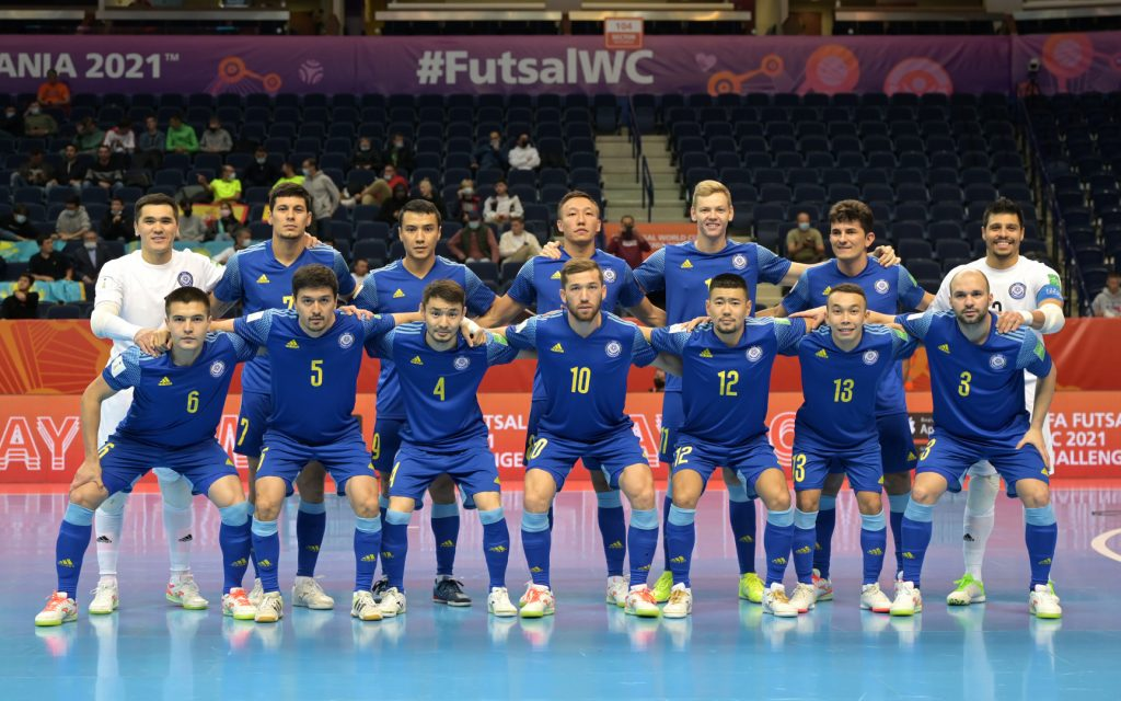 Токаев поздравил сборную Казахстана по футзалу с выходом в полуфинал чемпионата мира